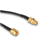 Poynting HDF195 Twin low loss cable frontview-2
