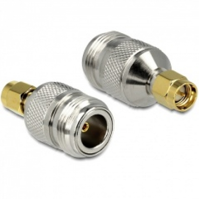 Adapter N-Female naar SMA Male plug